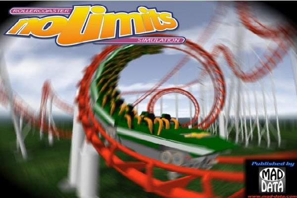 过山车(NoLimits Roller Coaster Simulation) 英文硬盘版截图1