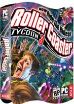 过山车大亨3(RollerCoaster Tycoon 3) 中文硬盘版