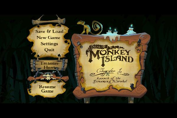 猴岛故事 第一章(Tales of Monkey Island Collectors Edition) 英文安装版截图1