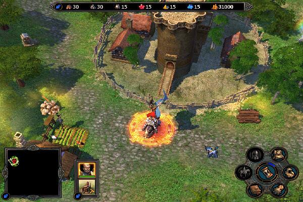 英雄无敌5( Heroes of Might and Magic V) 简体中文完整版截图3