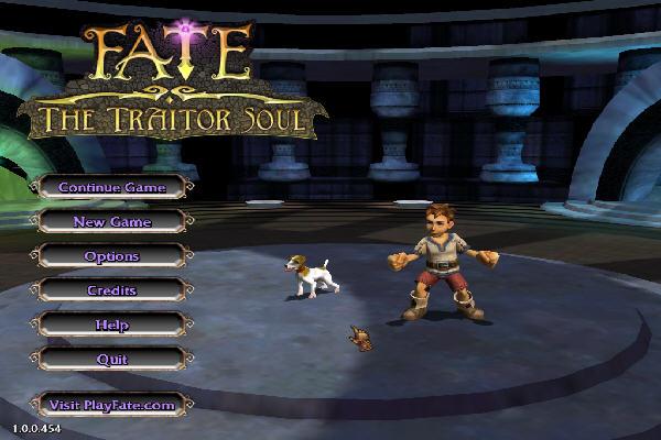 黑暗史诗3 背叛的灵魂(Fate The Traitor Soul) 英文硬盘版截图1