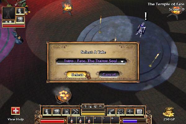 黑暗史诗3 背叛的灵魂(Fate The Traitor Soul) 英文硬盘版截图3