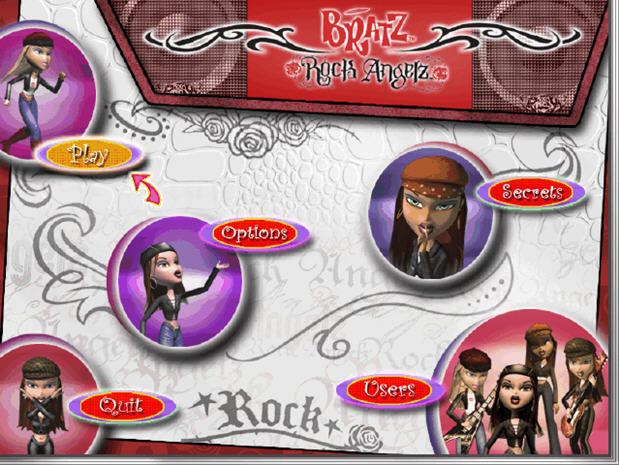 贝利兹摇滚天使(Bratz Rock Angelz)硬盘版截图2
