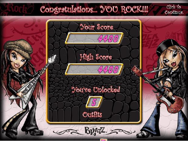 贝利兹摇滚天使(Bratz Rock Angelz)硬盘版截图3