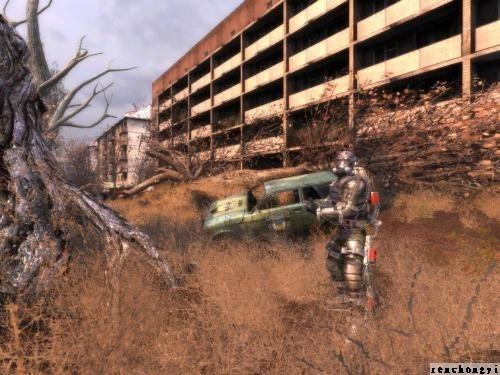 潜行者:切尔诺贝利的阴影(S.T.A.L.K.E.R Shadow of Chernobyl)免安装版截图0