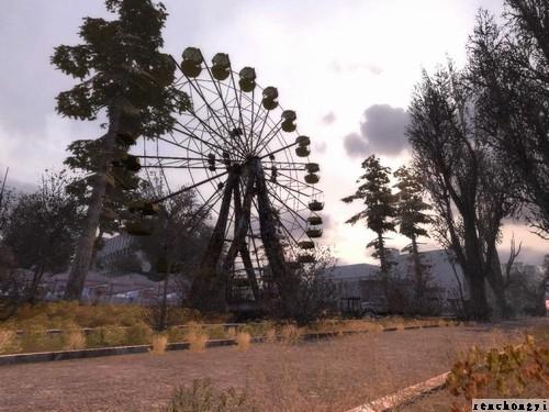 潜行者:切尔诺贝利的阴影(S.T.A.L.K.E.R Shadow of Chernobyl)免安装版截图1