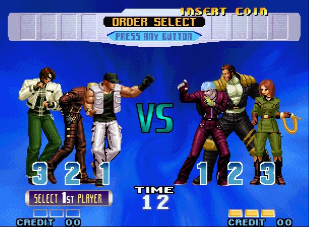 格斗之王10周年纪念额外加强版硬盘版截图0