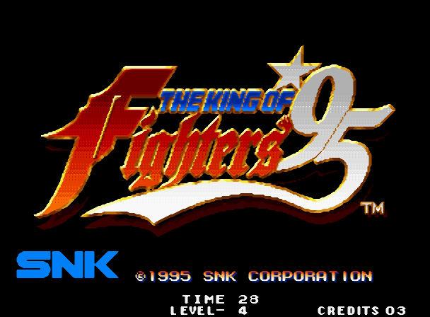 格斗之王95硬盘版截图1