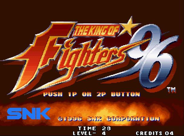 格斗之王96硬盘版截图1