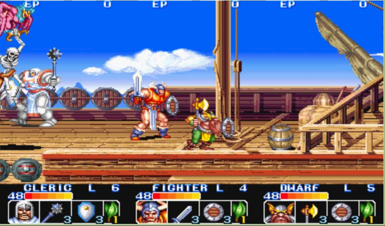龙王战士(日版)硬盘版截图0