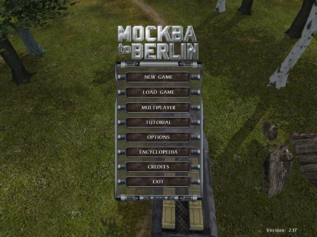 红军之怒:反攻德意志(Mockba to Berlin)硬盘版截图0