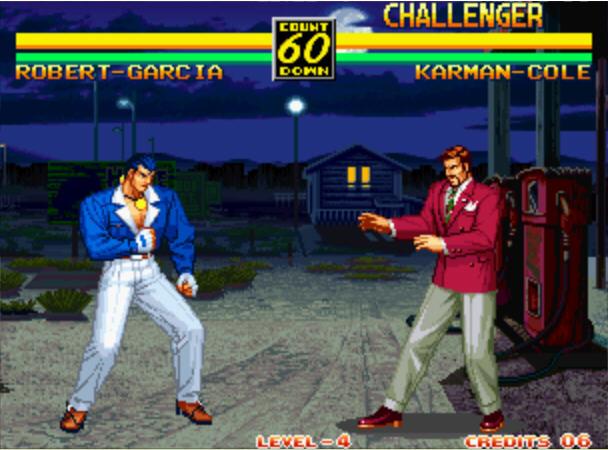 龙虎之拳三:斗士的路途硬盘版截图0