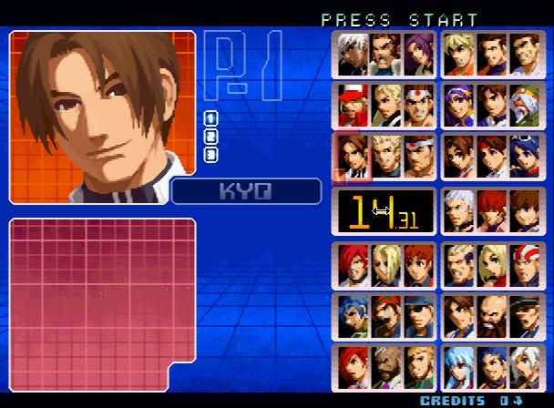 格斗之王2002硬盘版截图2