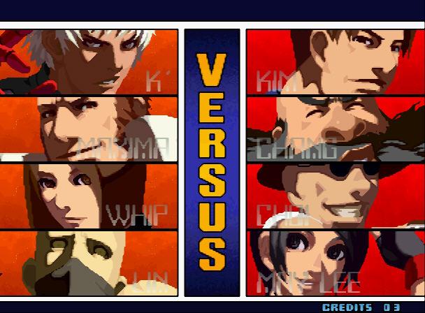 格斗之王2001硬盘版截图0