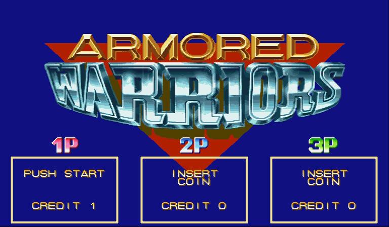 装甲勇士硬盘版截图0