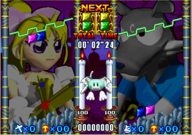 妖精魔法宝石(Monster Slider)硬盘版截图0