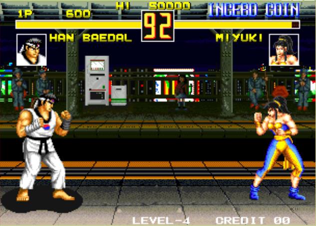 好玩的格斗类游戏_格斗单机游戏比较好玩的有拳皇系列,龙珠系列等 游戏截图