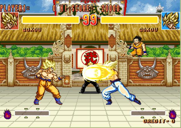 龙珠Z 2 Super Battle硬盘版截图0