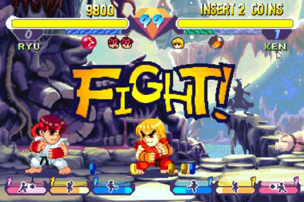 超级宝石之战/迷你之战硬盘版截图0