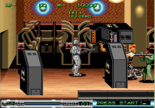 机械战警/ 铁甲威龙2硬盘版截图0