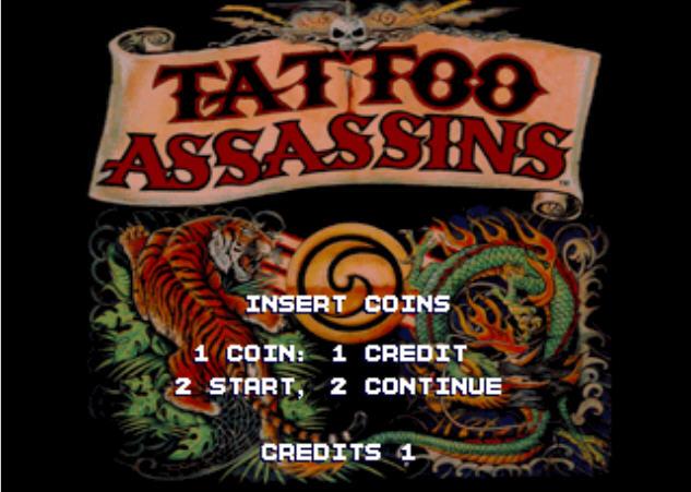 纹身刺客硬盘版截图0