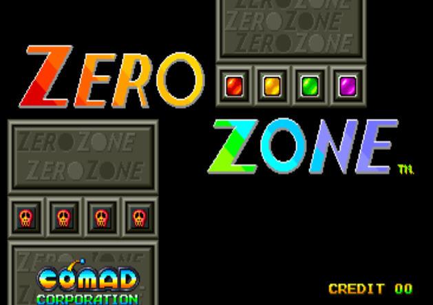 性感宝石方块(Zero Zone)硬盘版截图0