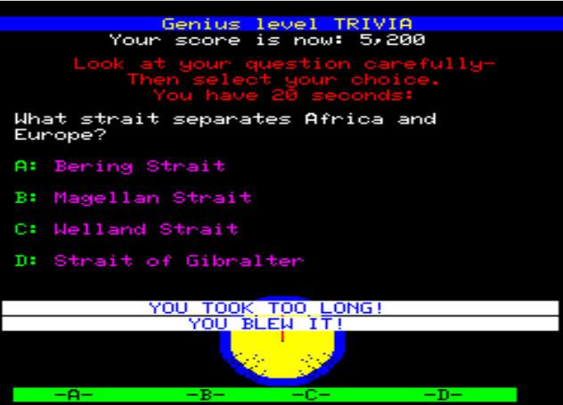Trivia Quest12硬�P版截�D0
