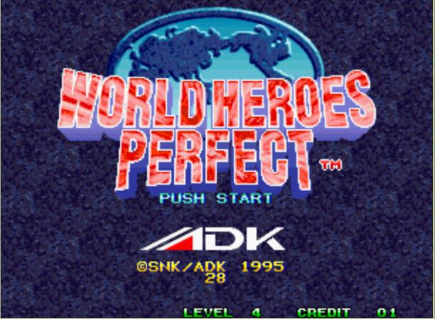 世界英雄完美版硬盘版截图0