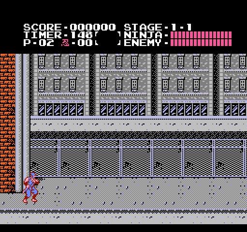 忍者龙剑传1硬盘版截图0