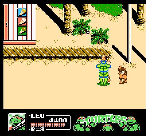 忍者神龟3硬盘版截图0