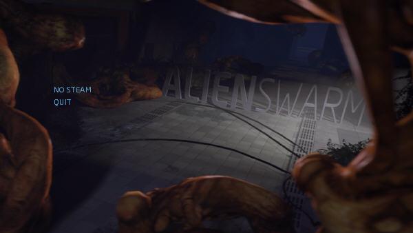 异形虫群(Alien Swarm) 英文免安装版截图0