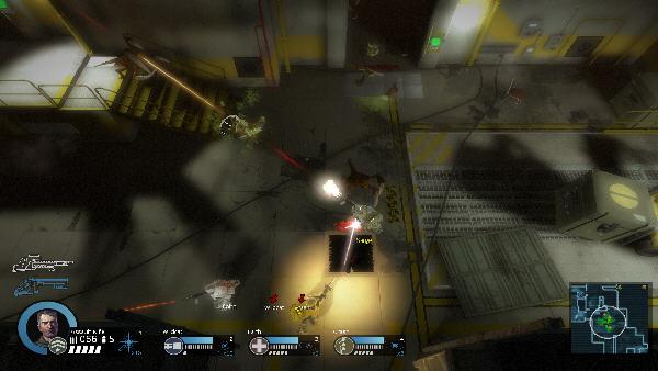 异形虫群(Alien Swarm) 英文免安装版截图2