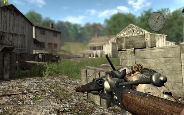 南北战争:秘密任务(Civil War Secret Mission)免安装版截图2