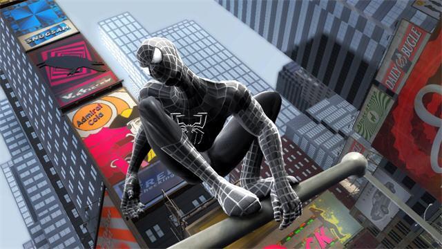 蜘蛛侠3截图0