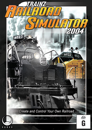 模拟火车2004(Trainz Railroad Simulator 2004)特别版截图0