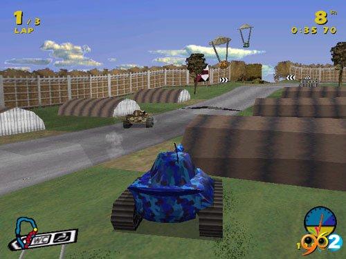 3D坦克大战免安装版截图0