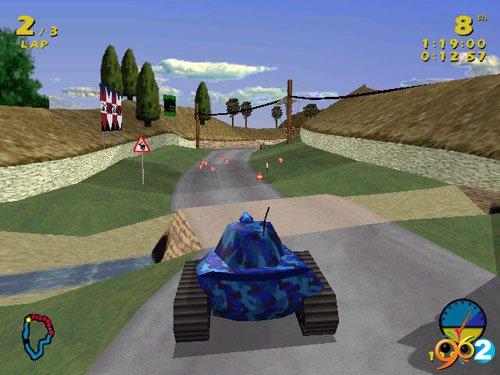 3D坦克大战免安装版截图2