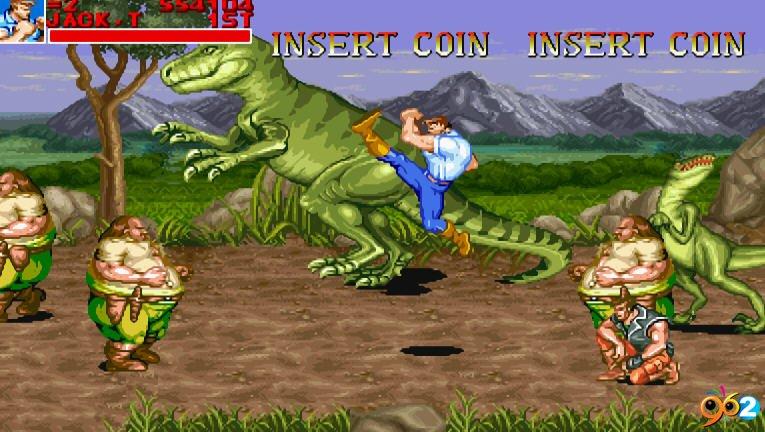 恐龙快打免安装版截图2