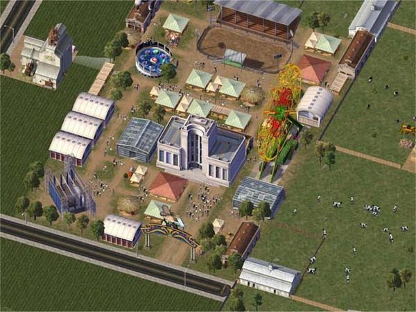 模拟城市4尖峰时刻(SimCity 4: Rush Hour)中文硬盘版截图3
