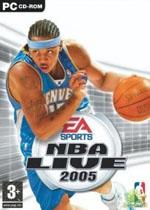 美国职篮2005(NBA Live 2005) 英文免安装版