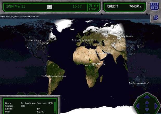 不明飞行物之异形入侵(UFO: Alien Invasion)英文硬盘版截图1