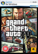 �����Գ���4(Grand Theft Auto IV)V1.0.7.0����DVD����