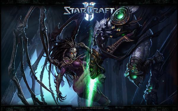 星际争霸2:自由之翼(StarCraftⅡ) 官方中文硬盘版截图2