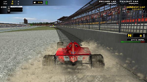 超实模拟F1赛车截图2