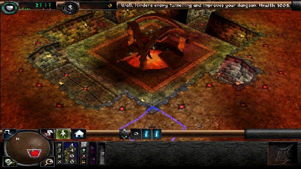 地下城守护者2(Dungeon Keeper 2) 中文版截图1