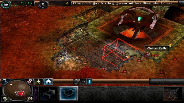 地下城守护者2(Dungeon Keeper 2) 中文版截图2