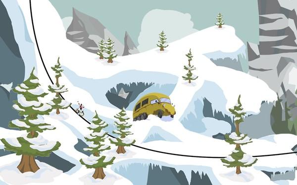 线条滑雪2英文版下载|(Line Rider 2: Unbound)