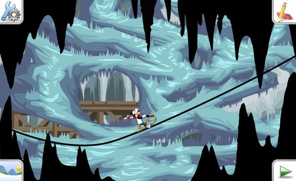 线条滑雪2截图2