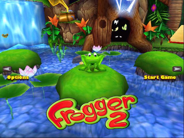 青蛙过河2:沼泽复仇记截图0