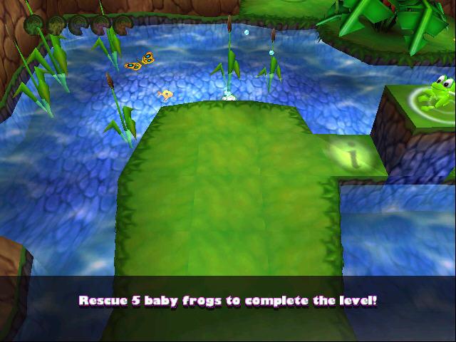 青蛙过河2:沼泽复仇记截图2